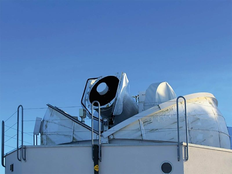 Por primera vez: científicos observan desechos espaciales durante el día en la órbita