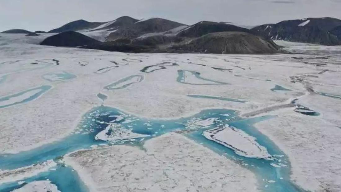 Última plataforma intacta de hielo de Canadá acaba de colapsar por altas temperaturas