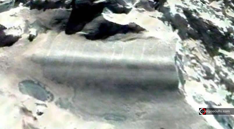 Extraña anomalía «fuera de lugar» es detectada en la Antártida... ¿Qué hace «eso» allí?