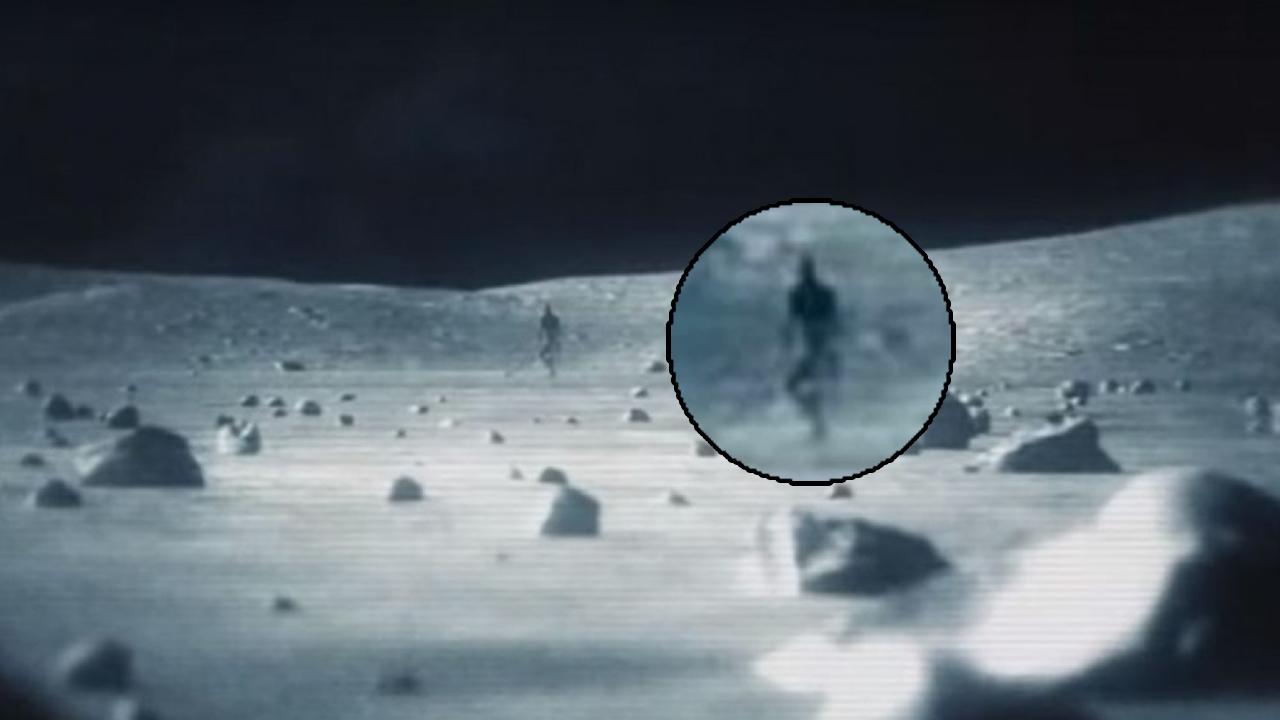 Ocho insólitas imágenes de la Luna que la NASA no puede explicar (VÍDEO)