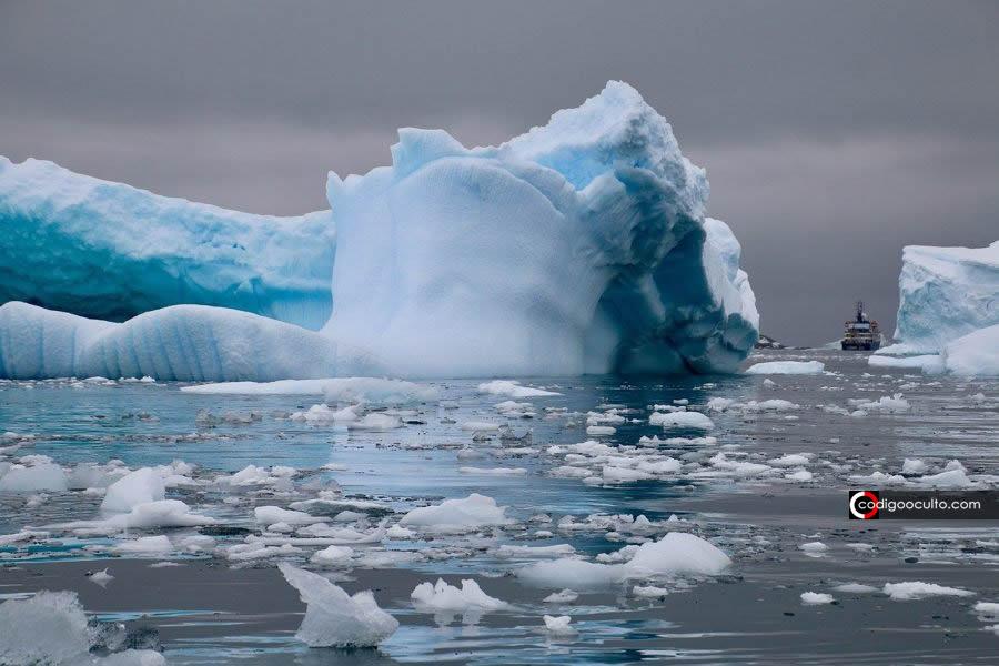 Derretimiento del hielo antártico se muestra irreversible incluso si cumplimos los objetivos climáticos