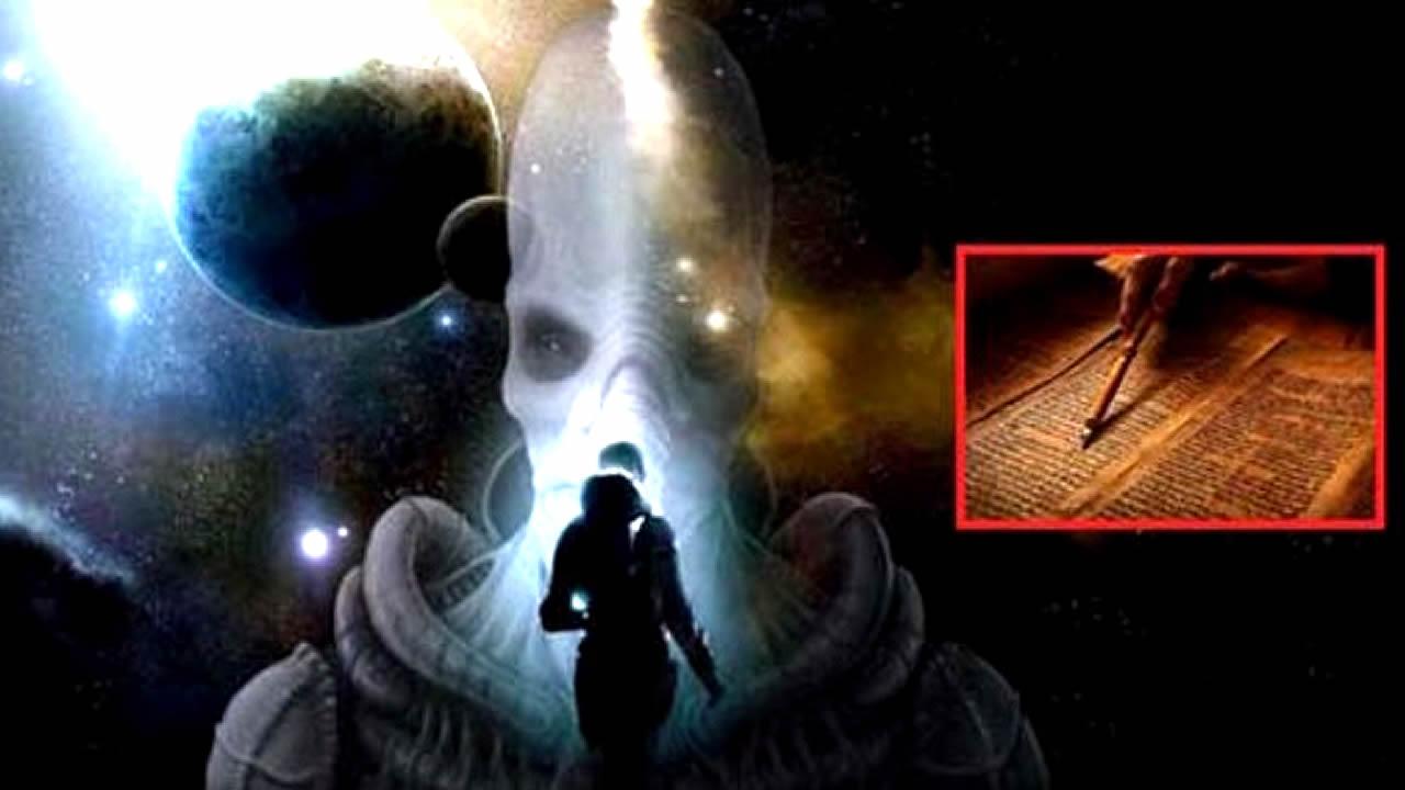 Arcontes: una raza extradimensional que gobernaría el planeta (VÍDEO)