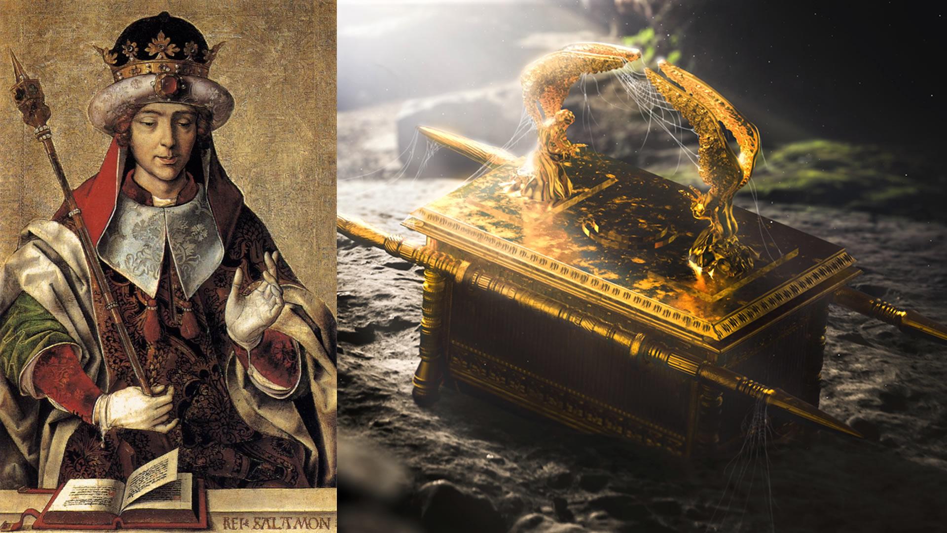 Los Objetos Mágicos del Rey Salomón (VÍDEO)