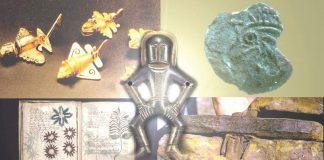 Cinco antiguos hallazgos arqueológicos más extraños del mundo