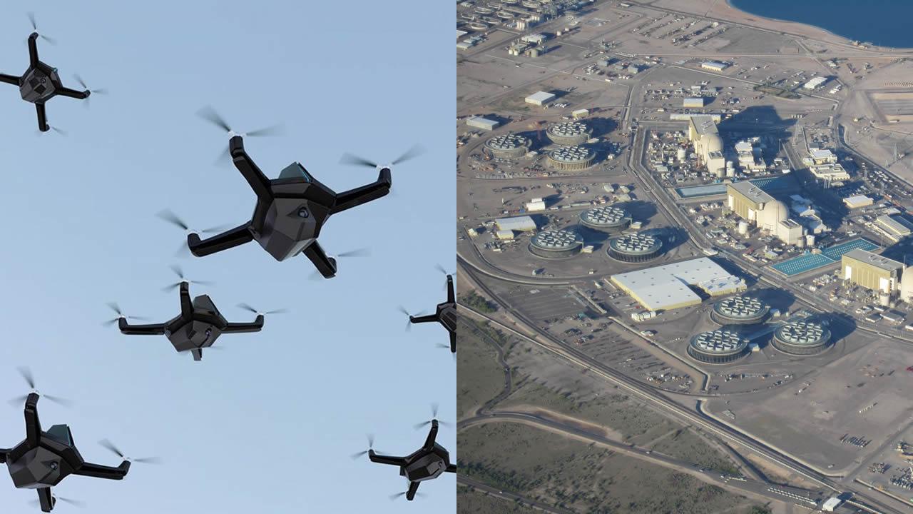 Decenas de misteriosos «drones» invaden plantas de energía nuclear en EE.UU.