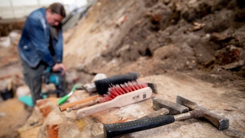 Descubren enterramientos de «Gigantes» de la época bizantina en Crimea
