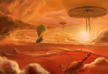 Detectan Fosfina en atmósfera de Venus. Un posible indicador de vida