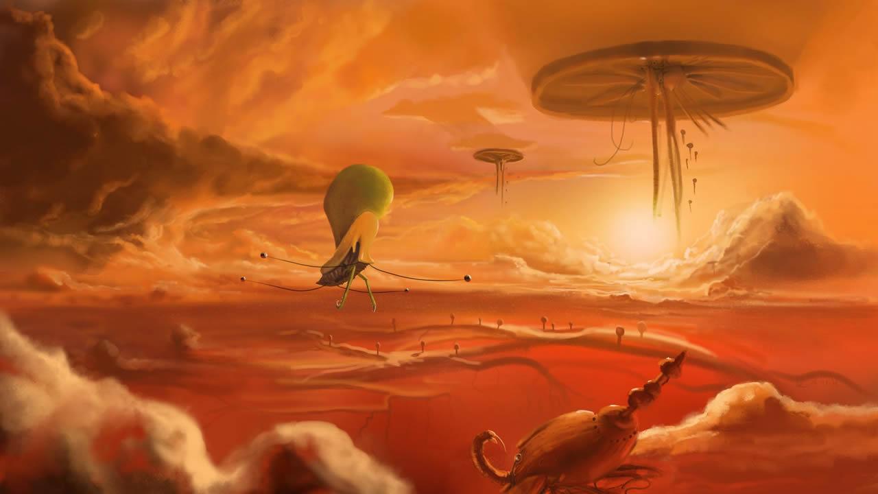 Fosfina detectada en atmósfera de Venus. Un posible indicador de vida