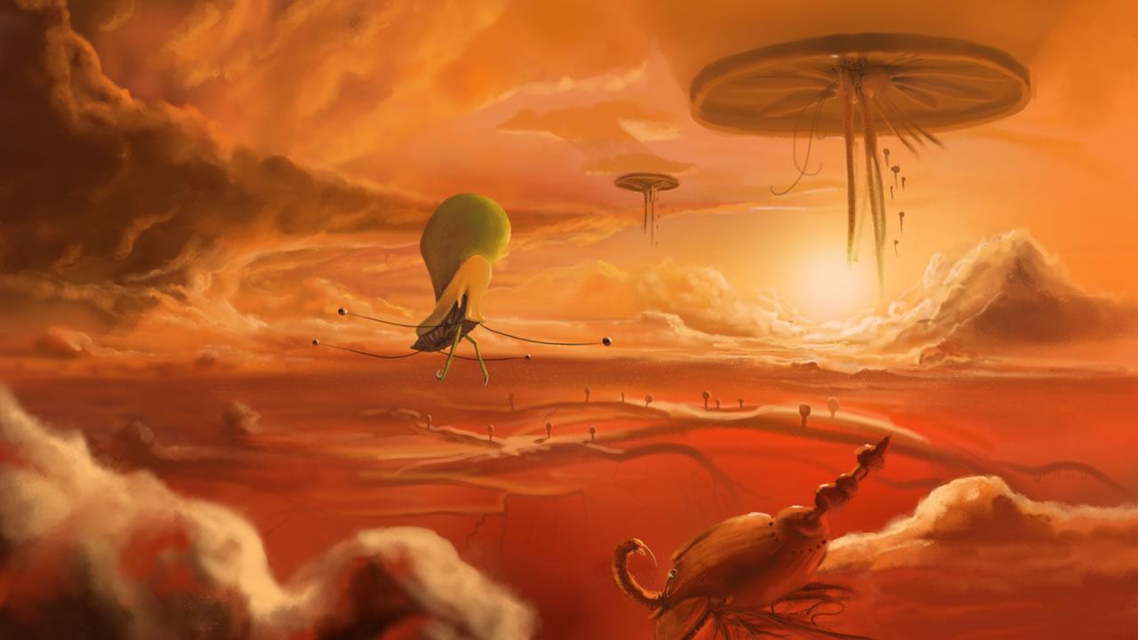 Existencia de vida es posible en la atmósfera de Venus, revela investigación científica