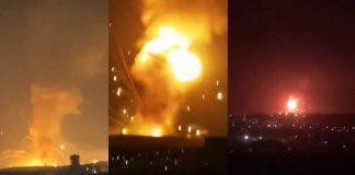Potente explosión ocurre en base militar del ejército de Jordania