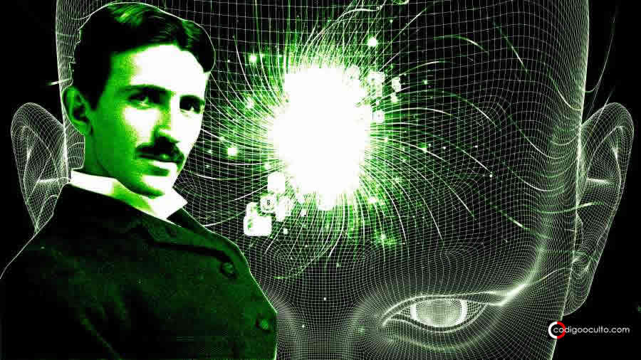 La Idea más salvaje de Nikola Tesla: «Fotografiar pensamientos» Der Gedankenprojektor