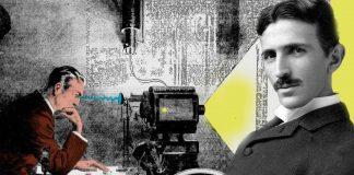 La Idea más salvaje de Nikola Tesla: «Proyectos de pensamientos» Der Gedankenprojektor