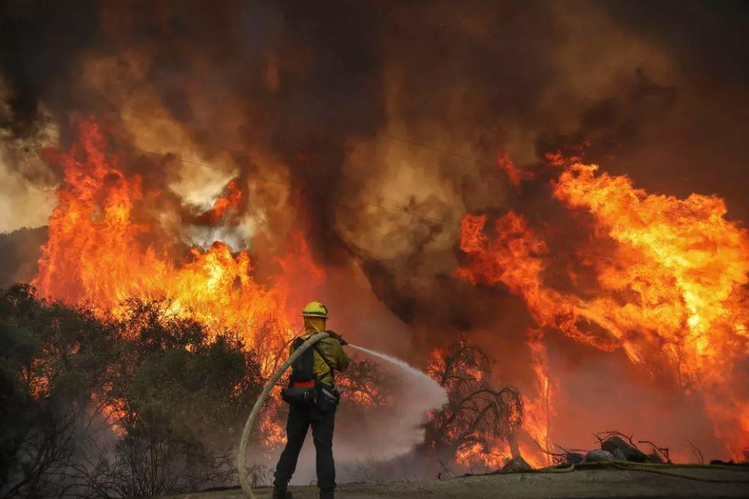 Niveles de contaminación del aire en California es el doble de lo considerado «peligroso» debido a incendios forestales