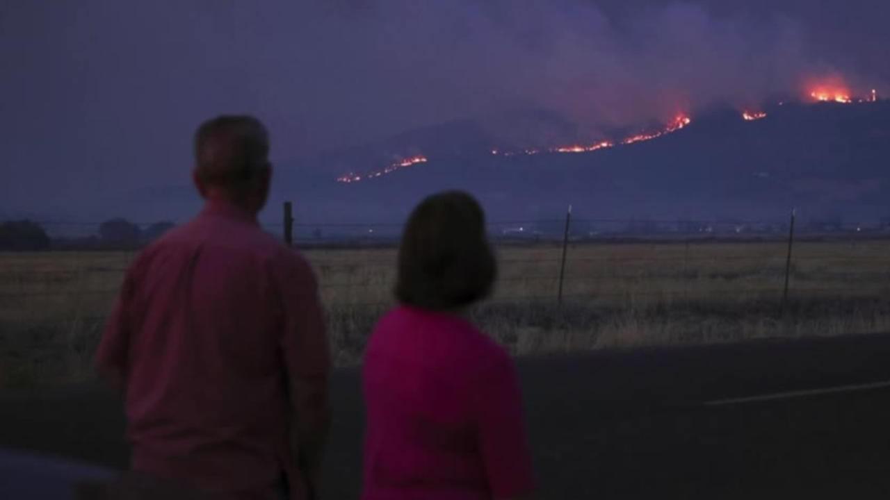 Incendios forestales incontrolables, aire tóxico y agua contaminada: cambio climático se respira en California