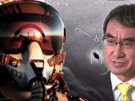 Ministro de Defensa de Japón pide grabar en vídeo los encuentros con OVNIs
