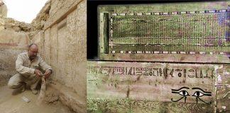Inscripción egipcia de 4.500 años advierte inminente colapso de la civilización, informa arqueólogo