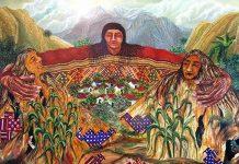 Mama Pacha respetada y temida Diosa Suprema del pueblo andino