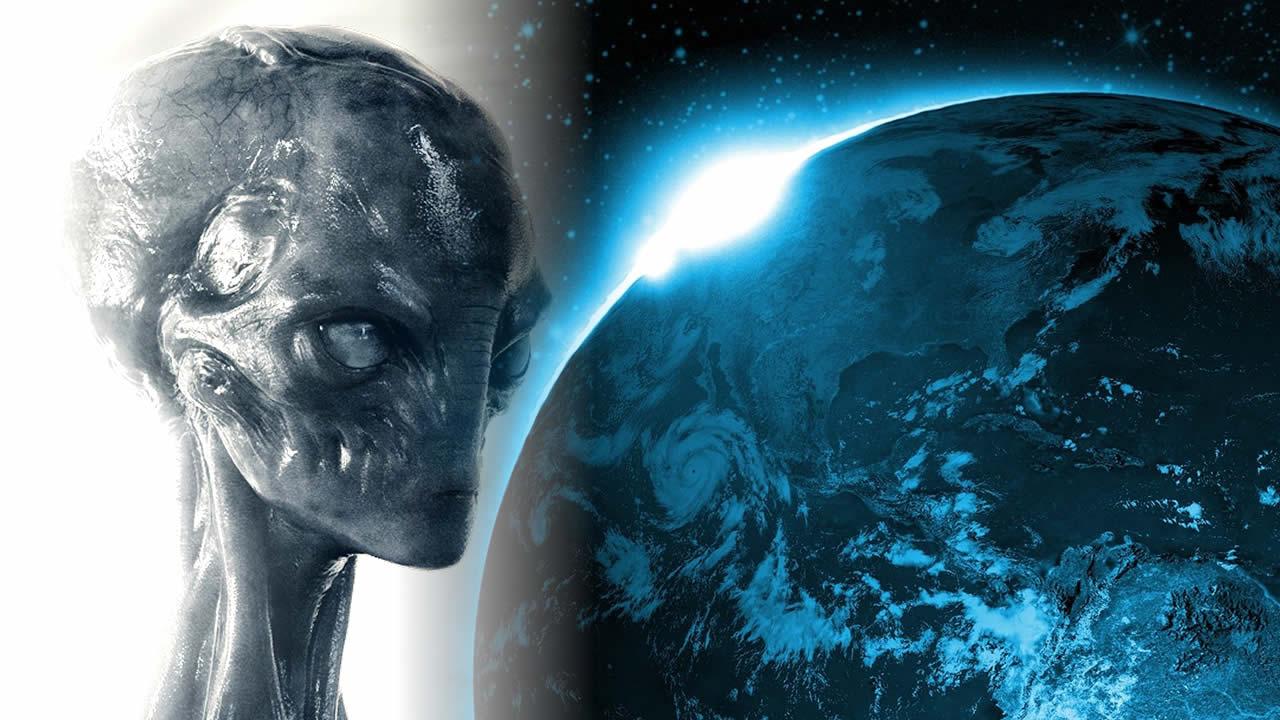 Manipulación e intervención de algunas razas alienígenas para la formación de la Tierra