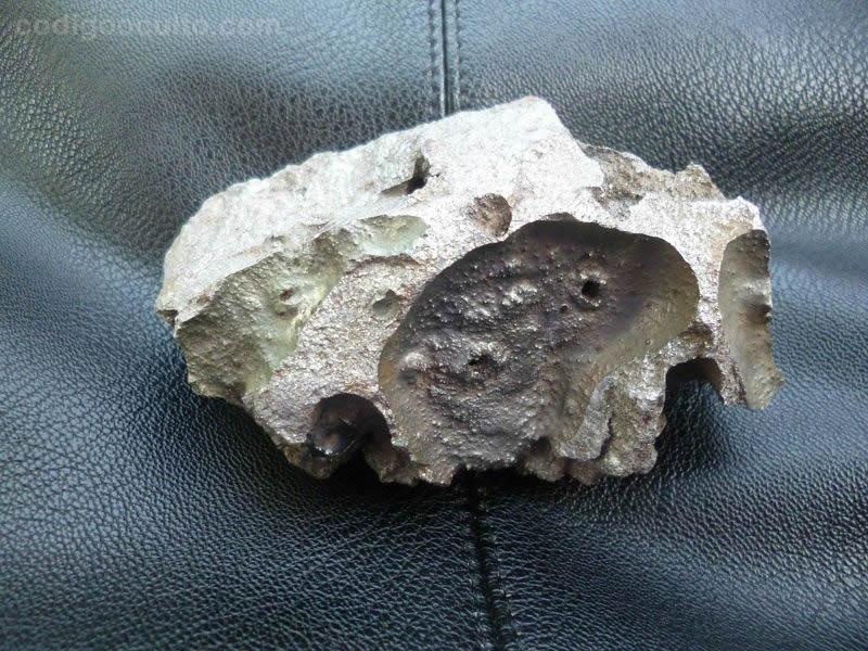 Cientos de fragmentos de meteoritos de mucha antigüedad y muy alto valor caen sobre ciudad de Brasil