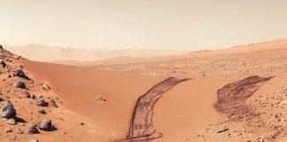 Misteriosa fotografía de Marte ha llevado a los científicos a un callejón sin salida