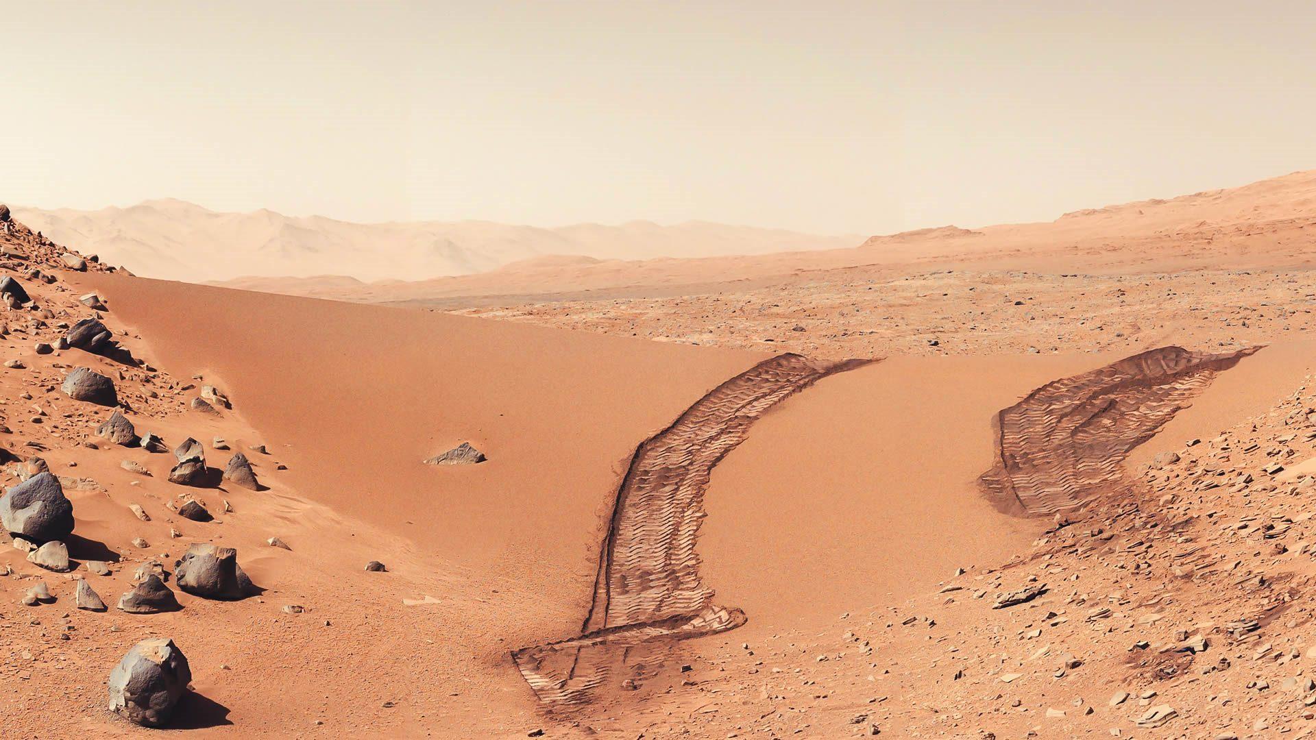 Misteriosa fotografía de Marte ha llevado a los científicos a un callejón sin salida (VÍDEO)