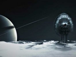 NASA encuentra evidencia sólida de «hielo fresco» en la luna Encelado de Saturno