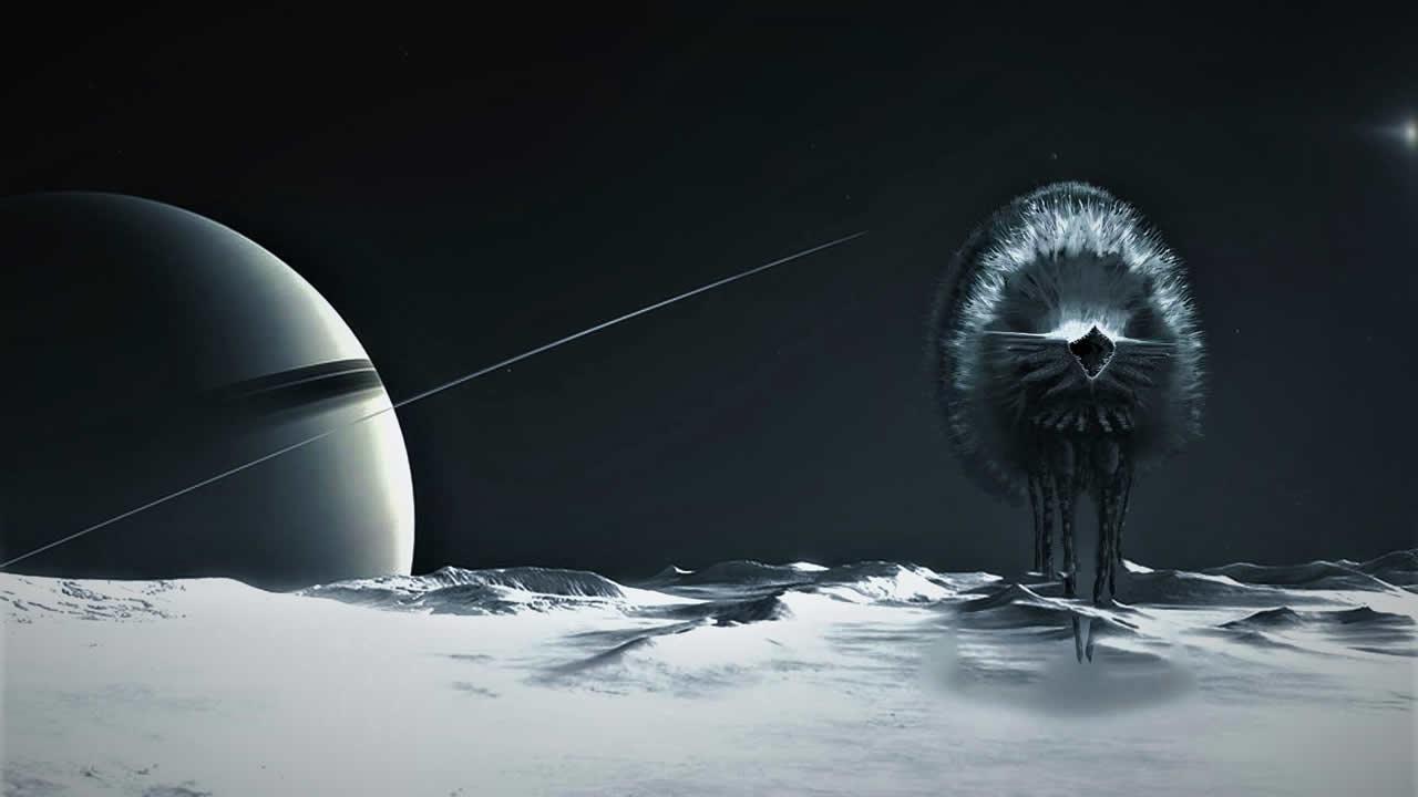 NASA encuentra evidencia sólida de «hielo fresco» en la luna Encélado de Saturno