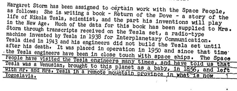 ¿Nikola Tesla era un alienígena y vino de Venus? Es descabellado, pero eso dice un archivo del FBI