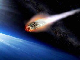 Objeto espacial ingresa a la atmósfera de la Tierra y luego regresa al espacio