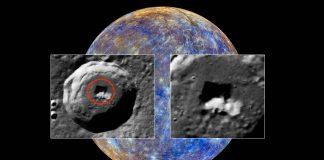 ¿Es esto una «Puerta de Entrada» a una Base Subterránea en Mercurio?