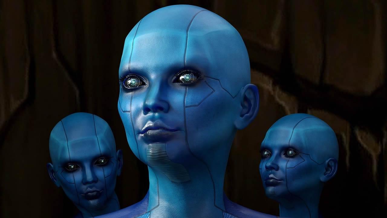 Testigo se encontró con «alienígenas» y les preguntó si «eran buenos o malos» (VÍDEO)