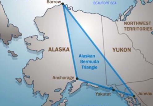 Extrañas desapariciones en el «Triángulo de las Bermudas» de Alaska