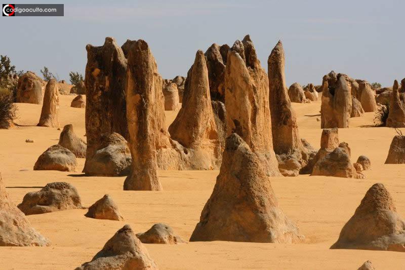 10 lugares de la Tierra que parecen completamente alienígenas