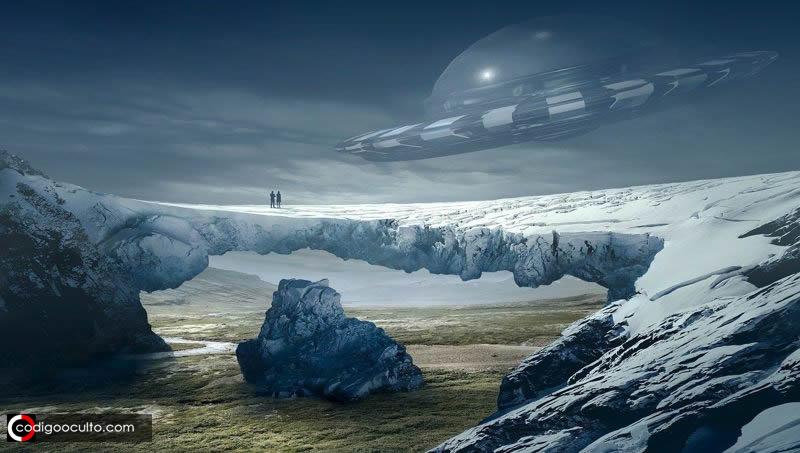 ¿Fueron 12 soldados estadounidenses enviados a un planeta alienígena?