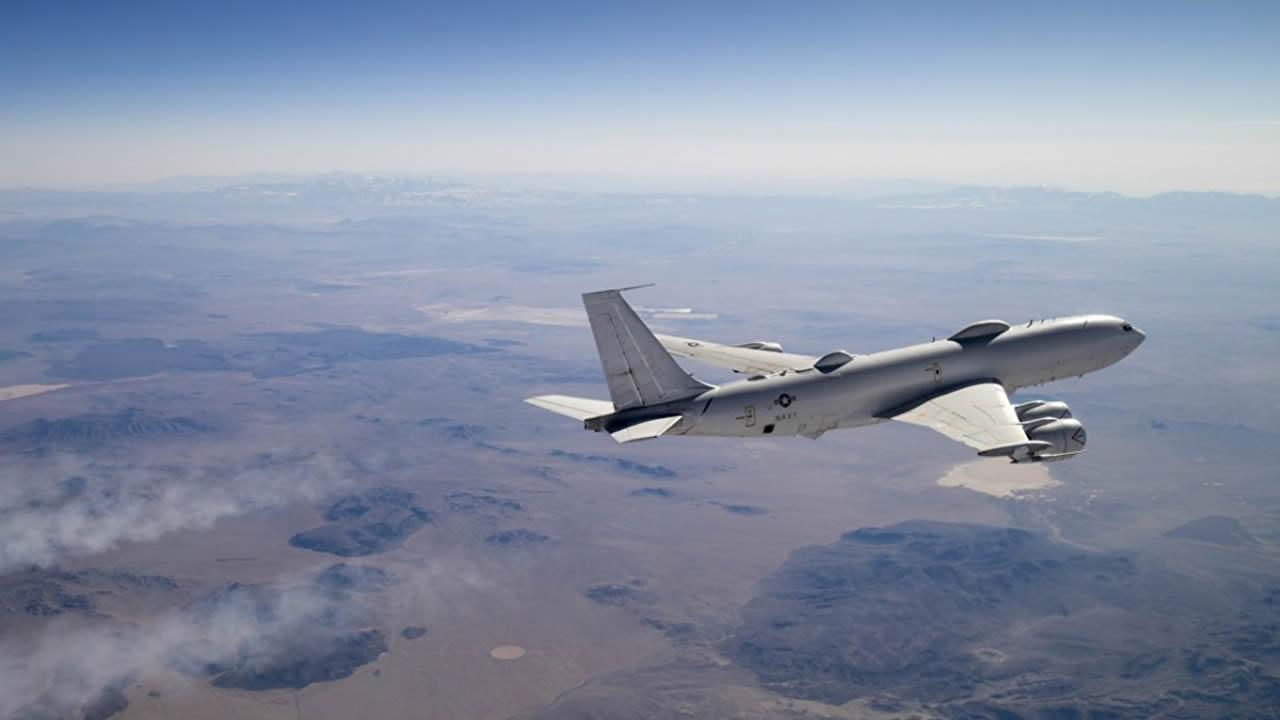 Dos «aviones del Día del Juicio Final» E-6B Mercury sobrevuelan EE.UU.