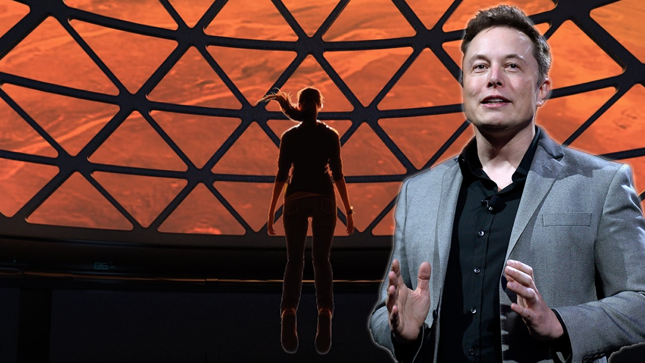 «Un Planeta Libre» Colonia de SpaceX en Marte no reconocerá las leyes terrestres