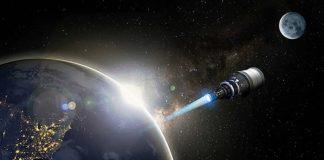 DARPA está considerando enviar un cohete nuclear a la Luna