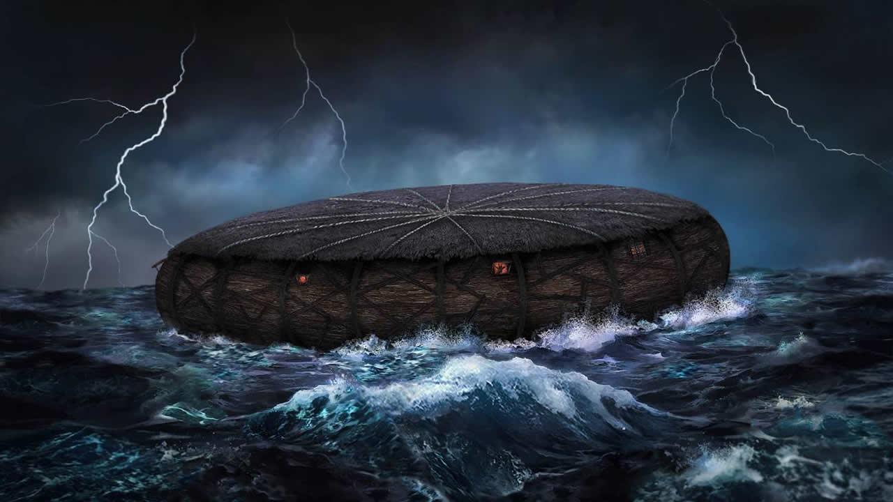 Diluvio Universal: Leyendas Orientales (VÍDEO)