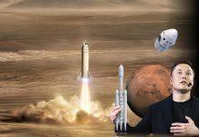 Elon Musk dice: «primer viaje de SpaceX a Marte podría realizarse en 4 años»