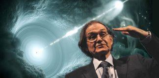 Energía de otro universo más antiguo está saliendo de los agujeros negros, dice Premio Nobel