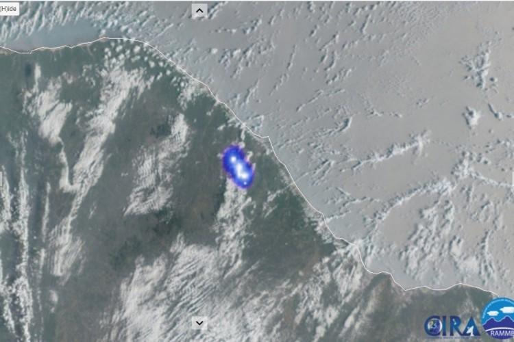 Meteoro explota sobre Ceará, Brasil, causando un potente estruendo