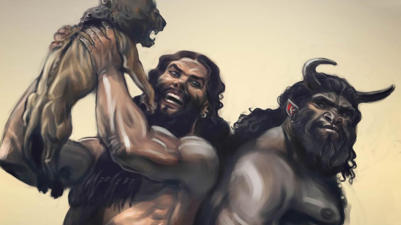 Gilgamesh «El semidiós que buscó la inmortalidad»