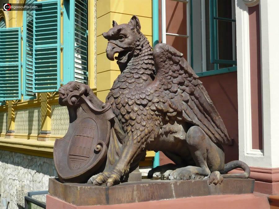 Grifo: una criatura legendaria presente en la mitología