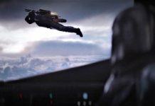 Hombre volando en jetpack ha sido visto nuevamente en el cielo de Los Ángeles (cerca a aeropuerto)