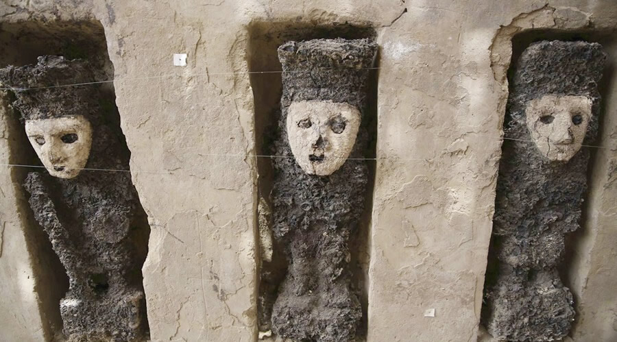 Cuatro misteriosas esculturas antiguas de distintas culturas alrededor del mundo (VÍDEO)