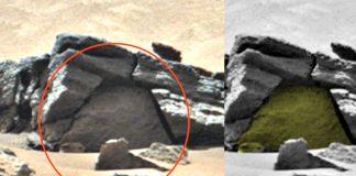 Investigador afirma haber hallado «prueba innegable» de vida alienígena en Marte