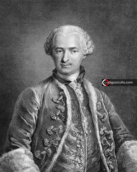 El misterioso caso de Jacque Saint Germain y su conexión con el Conde - ¿Un inmortal en nuestros días?