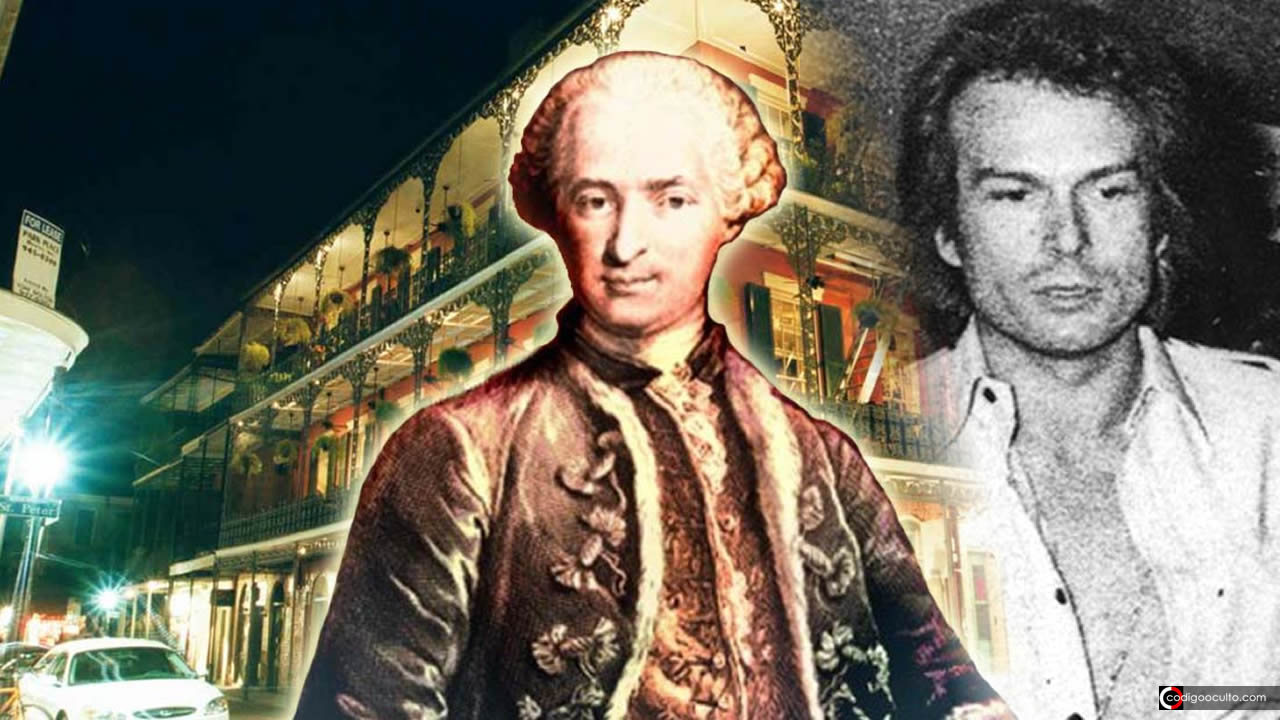 El misterioso caso de Jacque Saint Germain y su conexión con el Conde – ¿Un inmortal en nuestros días?