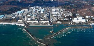 Japón planea lanzar agua radiactiva de Fukushima al océano