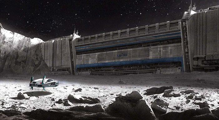"""Planean convertir la Luna en un """"arma"""": iniciativa busca crear bases militares en nuestro satélite"""